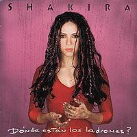 Shakira - Eyes Like Yours cover