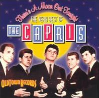 The Capris - There's A Moon Out Tonight cover