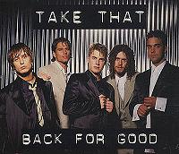 Take That - Back For Good cover