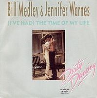 Bill Medley & Jennifer Warnes - (I've Had) The Time Of My Life (fade out) cover