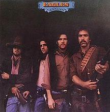 The Eagles - Desperado cover