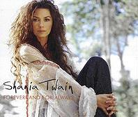 Shania Twain - Forever And For Always cover