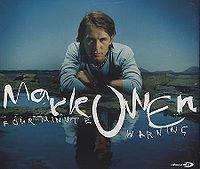 Mark Owen - Four Minute Warning cover