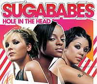 The Sugababes - Hole in the Head cover