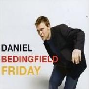 Daniel Bedingfield - Friday cover