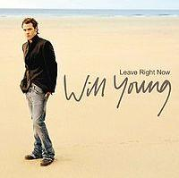 Will Young - Leave Right Now cover