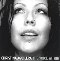 Christina Aguilera - The Voice Within cover