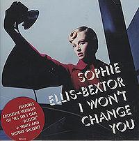 Sophie Ellis-Bextor - I Won't Change You cover