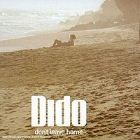 Dido - Don't Leave Home cover
