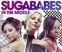The Sugababes - In the Middle cover