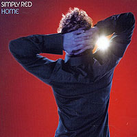 Simply Red - Home cover