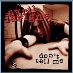 Avril Lavigne - Don't Tell Me cover