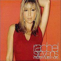 Rachel Stevens - More More More cover
