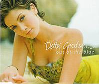 Delta Goodrem - Out of the Blue cover