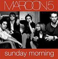 Maroon 5 - Sunday Morning cover