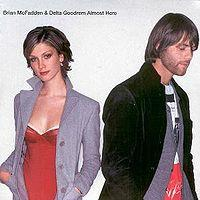 Delta Goodrem & Brian McFadden duet - Almost Here (no vocals) cover