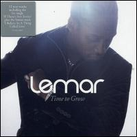 Lemar - Time to Grow cover