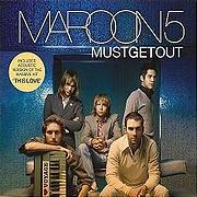 Maroon 5 - Must Get Out cover