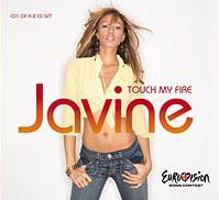 Javine - Touch My Fire (Eurovision 2005) cover