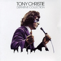 Tony Christie - Avenues and Alley Ways cover