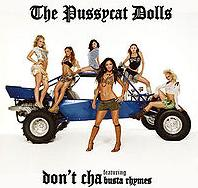 Pussycat Dolls - Don't Cha cover