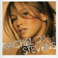 Rachel Stevens - I Said Never Again (But Here We Are) cover