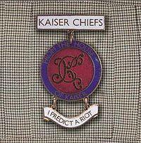 Kaiser Chiefs - I Predict a Riot cover
