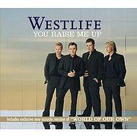 Westlife - You Raise Me Up cover
