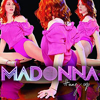 Madonna - Hung Up cover