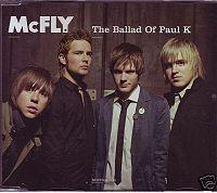 McFly - Ballad of Paul K cover