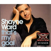 Shayne Ward - That's My Goal cover