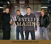 Westlife - Amazing cover