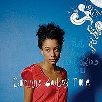 Corinne Bailey Rae - Put Your Records On cover