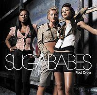 The Sugababes - Red Dress cover