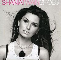 Shania Twain - Shoes cover