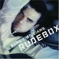 Robbie Williams - Rudebox cover