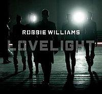 Robbie Williams - Lovelight cover