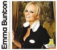 Emma Bunton - Downtown cover