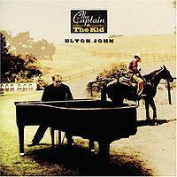 Elton John - Tinderbox cover