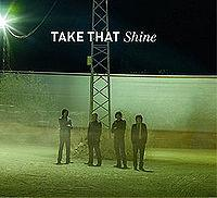 Take That - Shine cover