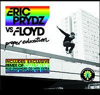 Eric Prydz vs. Pink Floyd - Proper Education cover