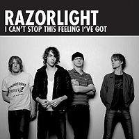 Razorlight - I Can't Stop This Feeling I've Got cover