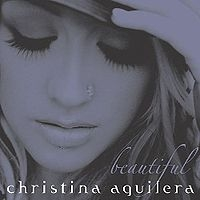 Christina Aguilera - Beautiful cover