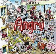 Kaiser Chiefs - The Angry Mob cover
