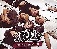 McFly - The Heart Never Lies cover
