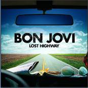 Bon Jovi - Lost Highway cover