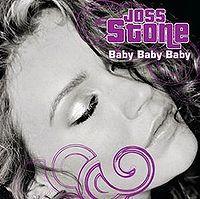 Joss Stone - Baby Baby Baby cover