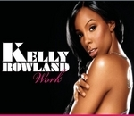 Kelly Rowland - Work cover