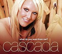 Cascada - What Do You Want From Me? cover