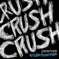 Paramore - Crushcrushcrush cover